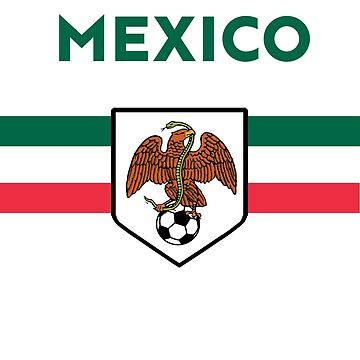 Mexico Jersey Shirt World Cup Soccer Futbol Mexican by 7United
