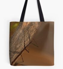 Walking Stick Tote Bag
