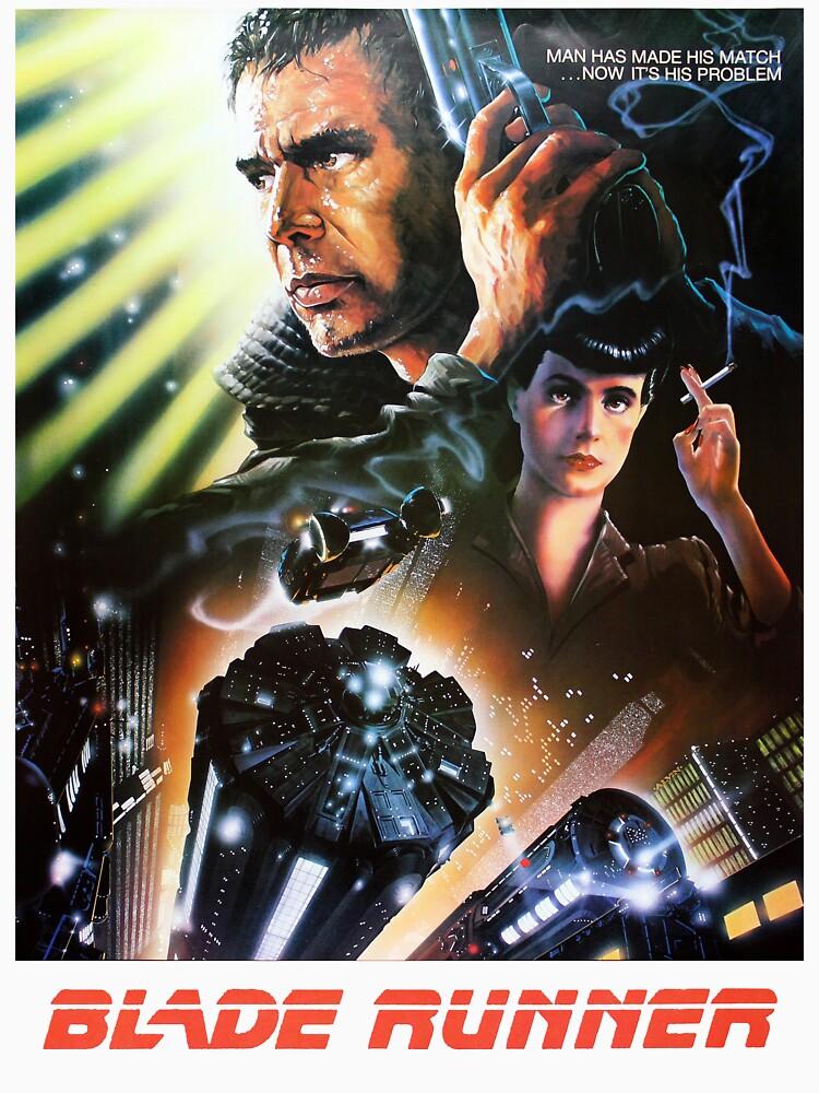 Blade Runner Movie Shirt! by comastar
