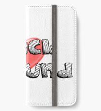 Stick Around iPhone Wallet/Case/Skin