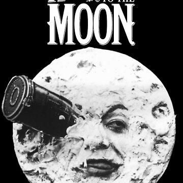 Reise zum Mond von comastar