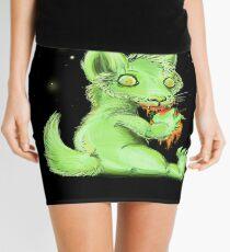 Little Green Monster Mini Skirt