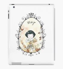 Flowers bloom. iPad Case/Skin