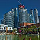 Downtown Toronto by Adam Northam