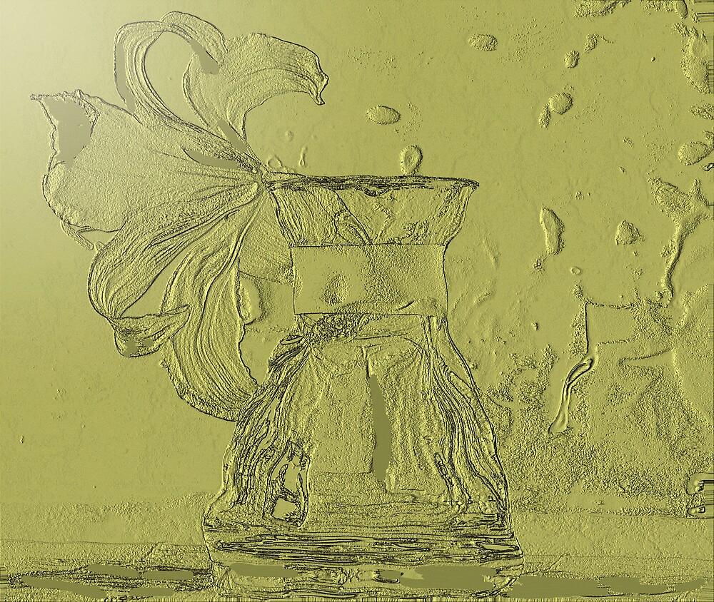 Gilding the Lily by Ann  Palframan