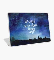 Stars In Our Eyes - Aries Laptop Skin