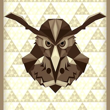 Wise Owl by CuriousityShop
