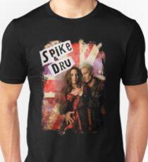 Spike & Dru - Rock & Roll Unisex T-Shirt