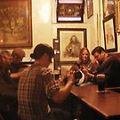 Session in a Galway Pub by Alice McMahon
