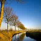 De Lieve, Lovendegem by Dirk Delbaere