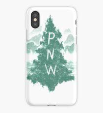 Pacific Northwest iPhone Case