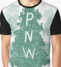 Pacific Northwest Graphic T-Shirt