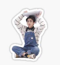 Kissen JK Sticker
