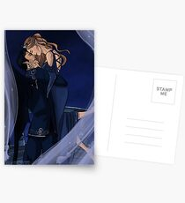 Feyre and Rhysand Postcards