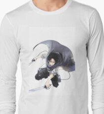 Attack on Titan - Levi Long Sleeve T-Shirt