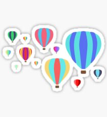 Balloon Glow Sticker