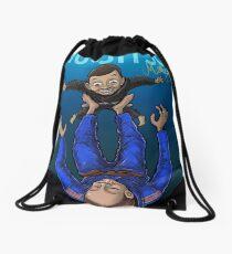 Jiu Jitsu Mum Drawstring Bag