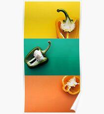 Pepper Combo Poster