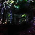 Forest Gate by SuperDeathGuy