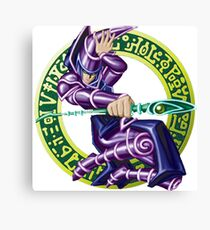 Dark Magician Canvas Print