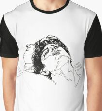Elio and Oliver CMBYN Call me By Your Name line art Graphic T-Shirt