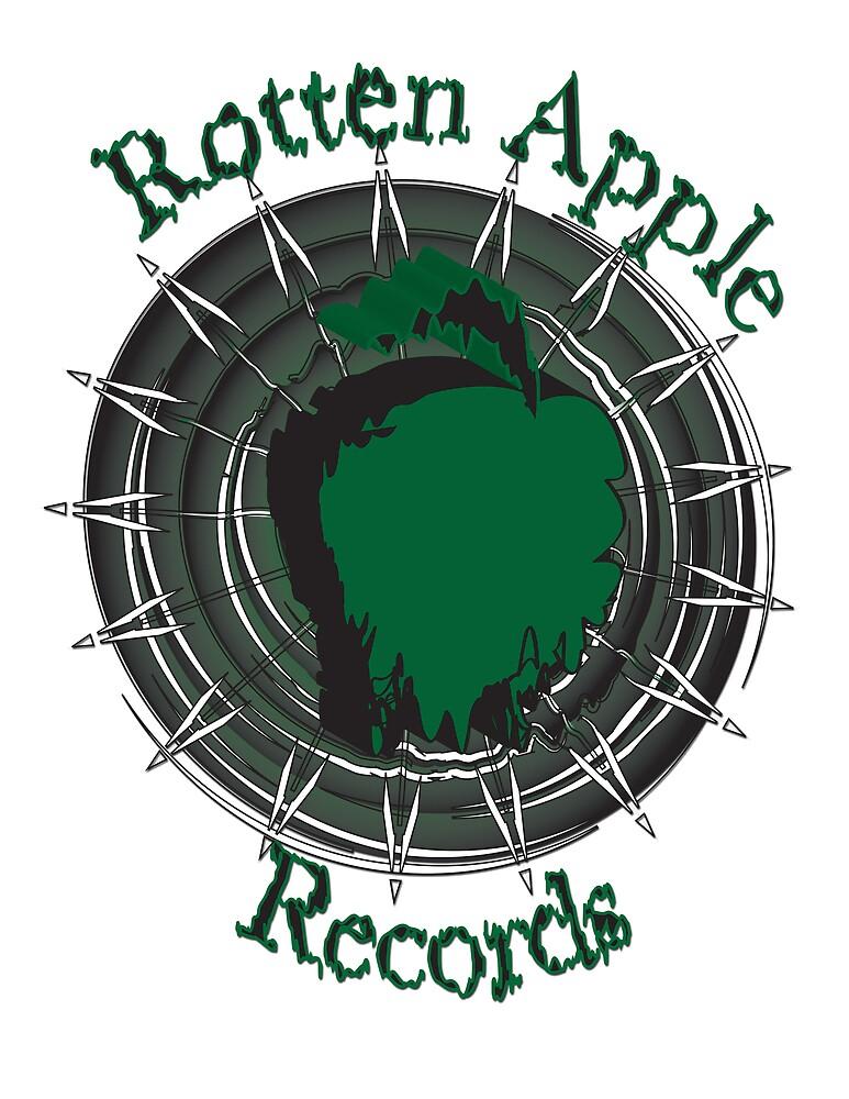 Rotten Apple Records by Darien Peterson