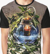Still life with Liquidambar styraciflua Graphic T-Shirt