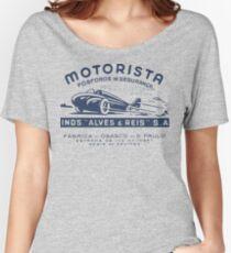 ALVES-REIS Women's Relaxed Fit T-Shirt