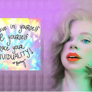 Grav3yardgirl - Believe in yourself by moonlove73
