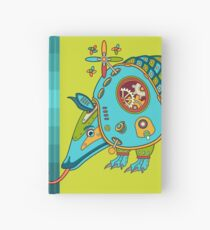 Armadillo, from the AlphaPod collection Hardcover Journal