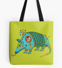 Armadillo, from the AlphaPod collection Tote Bag