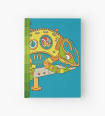 Chameleon, from the AlphaPod collection Hardcover Journal