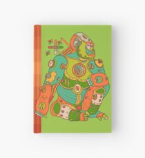 Gorilla, from the AlphaPod collection Hardcover Journal