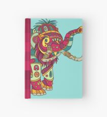 Mammoth, from the AlphaPod collection Hardcover Journal