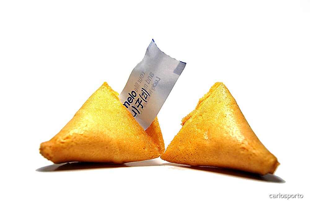 My Fortune Cookies by carlosporto