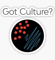 Got Culture? 1 Sticker