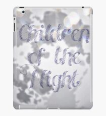 Children of the Night iPad Case/Skin