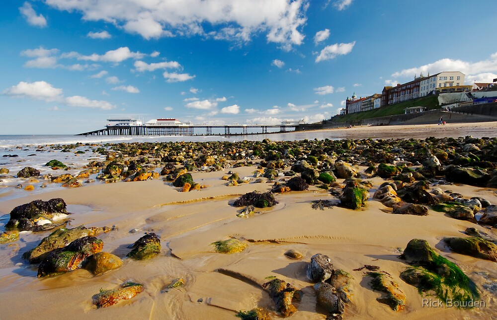 Cromer Beach and Pier by Rick Bowden