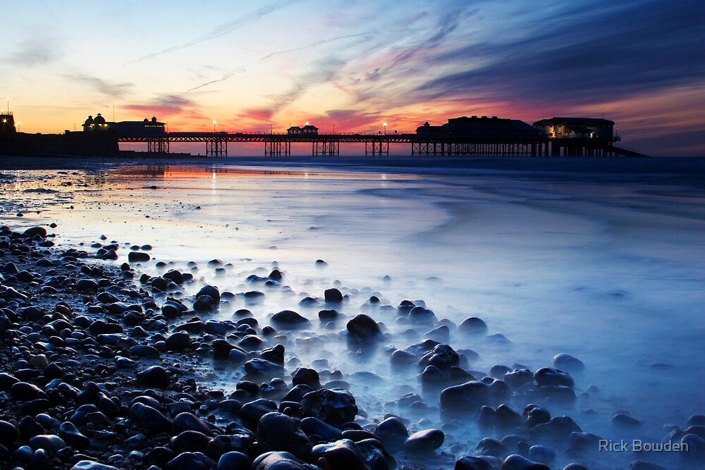 Cromer Blue by Rick Bowden