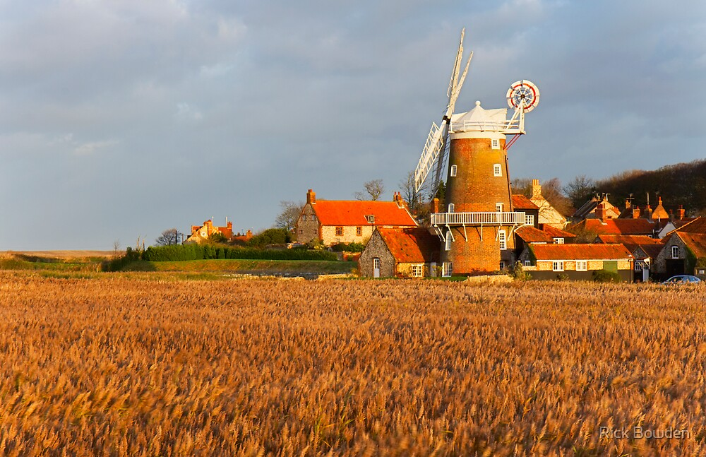Cley Windmill by Rick Bowden