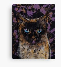 Balinese Cat Canvas Print