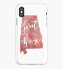 Sweet Home Alabama iPhone Case/Skin