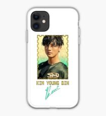 SF9 KNIGHTS OF THE SUN - SIGNATURE YOUNGBIN iPhone Case