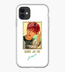 SF9 KNIGHTS OF THE SUN - SIGNATURE ZUHO iPhone Case