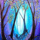 New Beginnings - Trees by Linda Callaghan