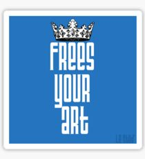 FYA - Frees Your Art #1 Sticker