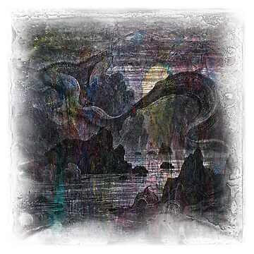 The Atlas Of Dreams - Color Plate 54 by RichardMaier