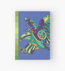 Eagle, from the AlphaPod collection Hardcover Journal