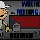 Where's Relding At? by boydanimation