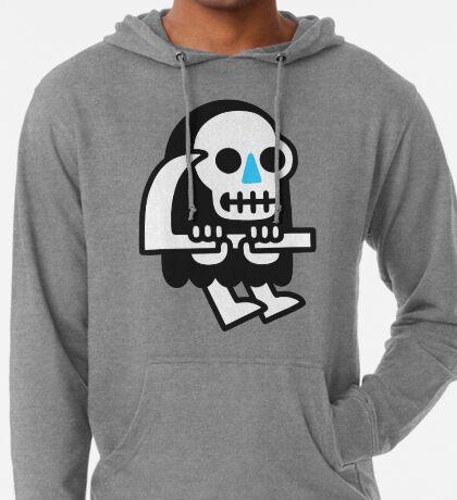 Grim Reaper Guy Lightweight Hoodie